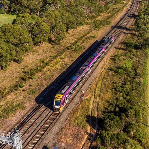Regional Rail Revival Program