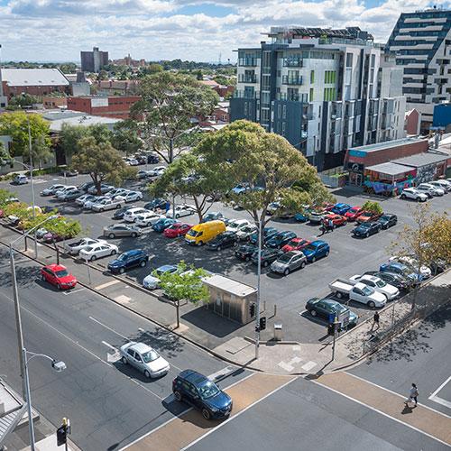 Suburban Roads Upgrade